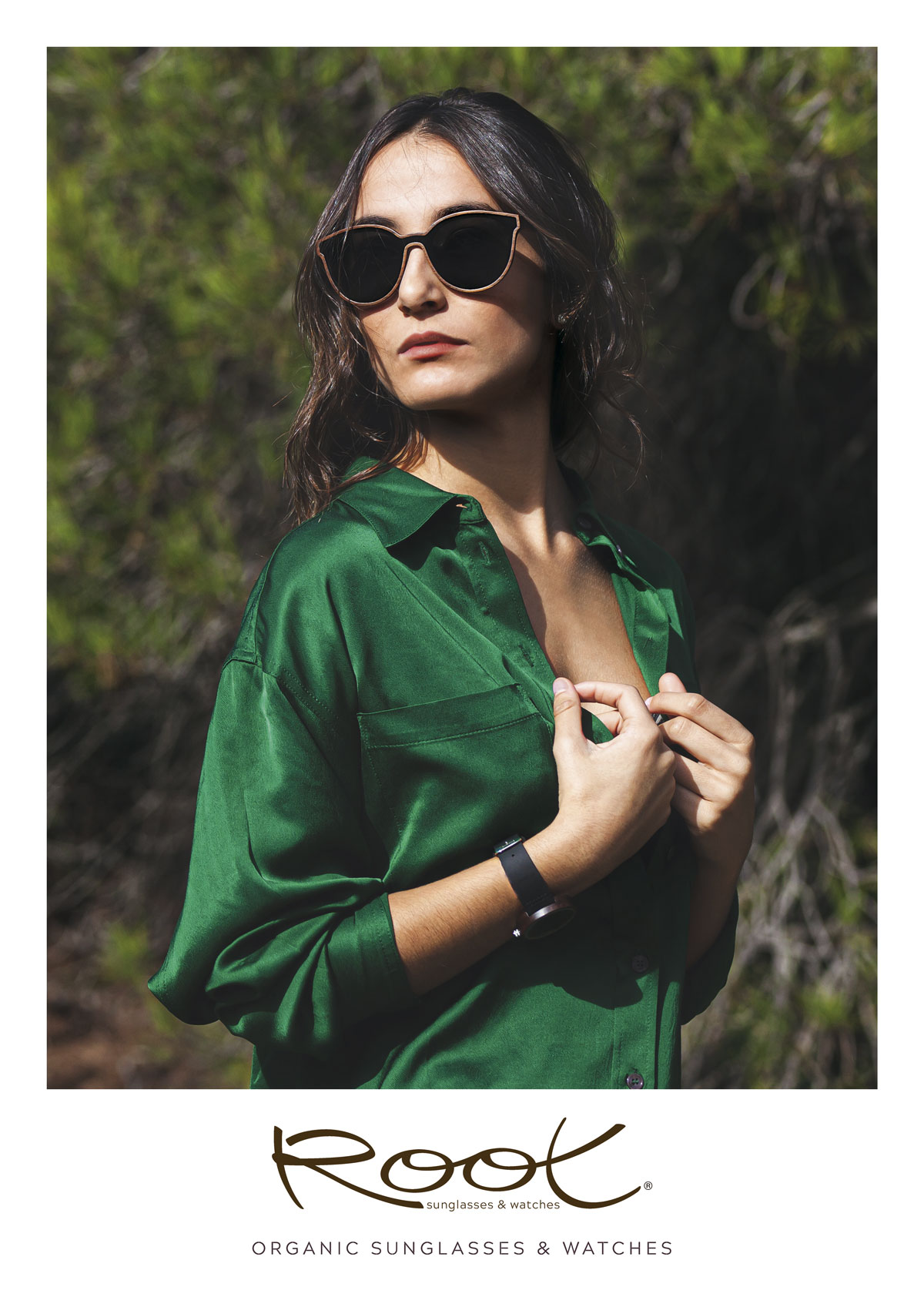 Wooden sunglasses New arrivals 2020