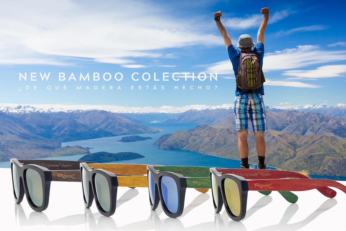 BAMBOO WOODEN GLASSES