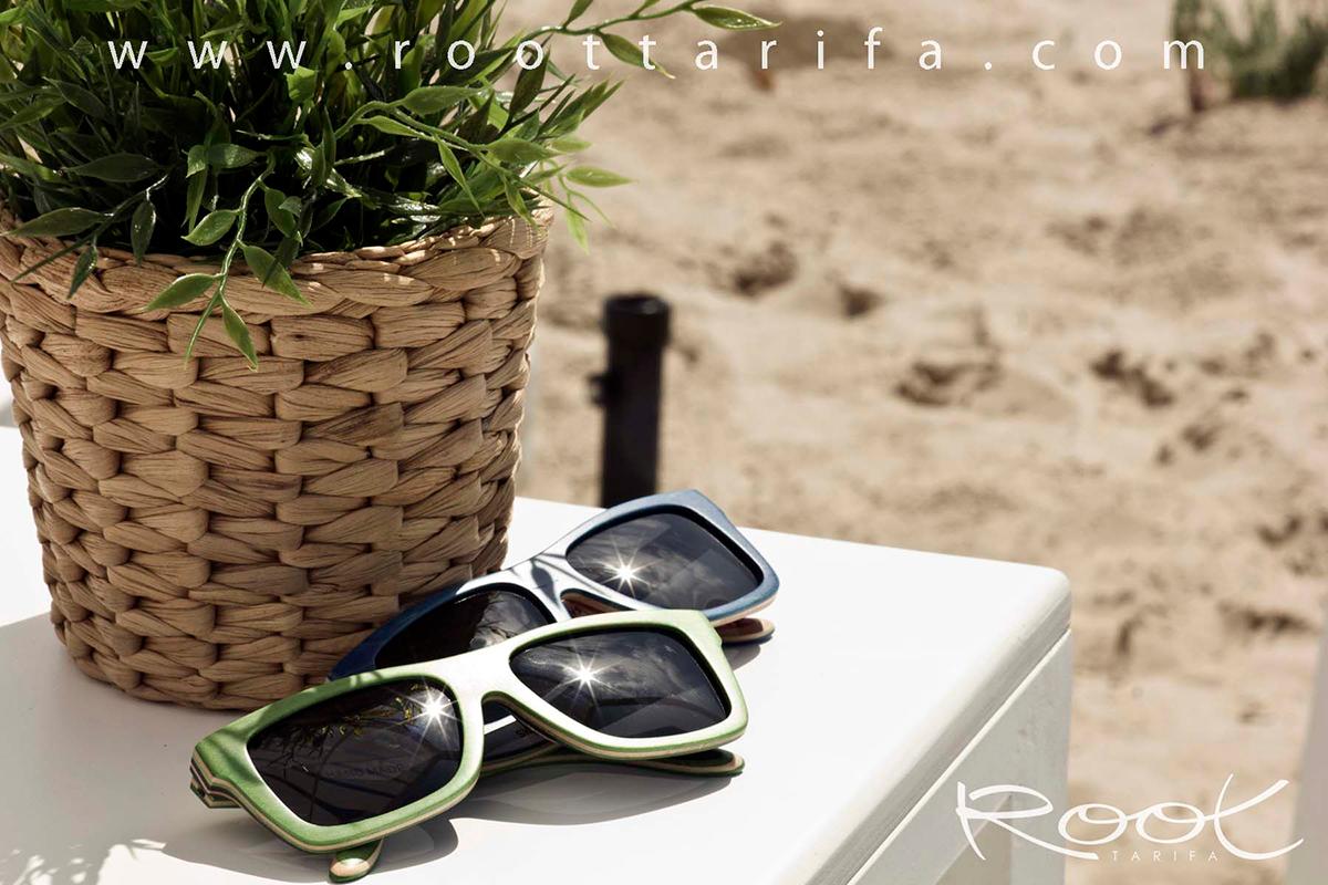 Nuevas Gafas de Sol de Madera Natural. Root Sunglasses - Gafas y Relojes de Madera Natural.