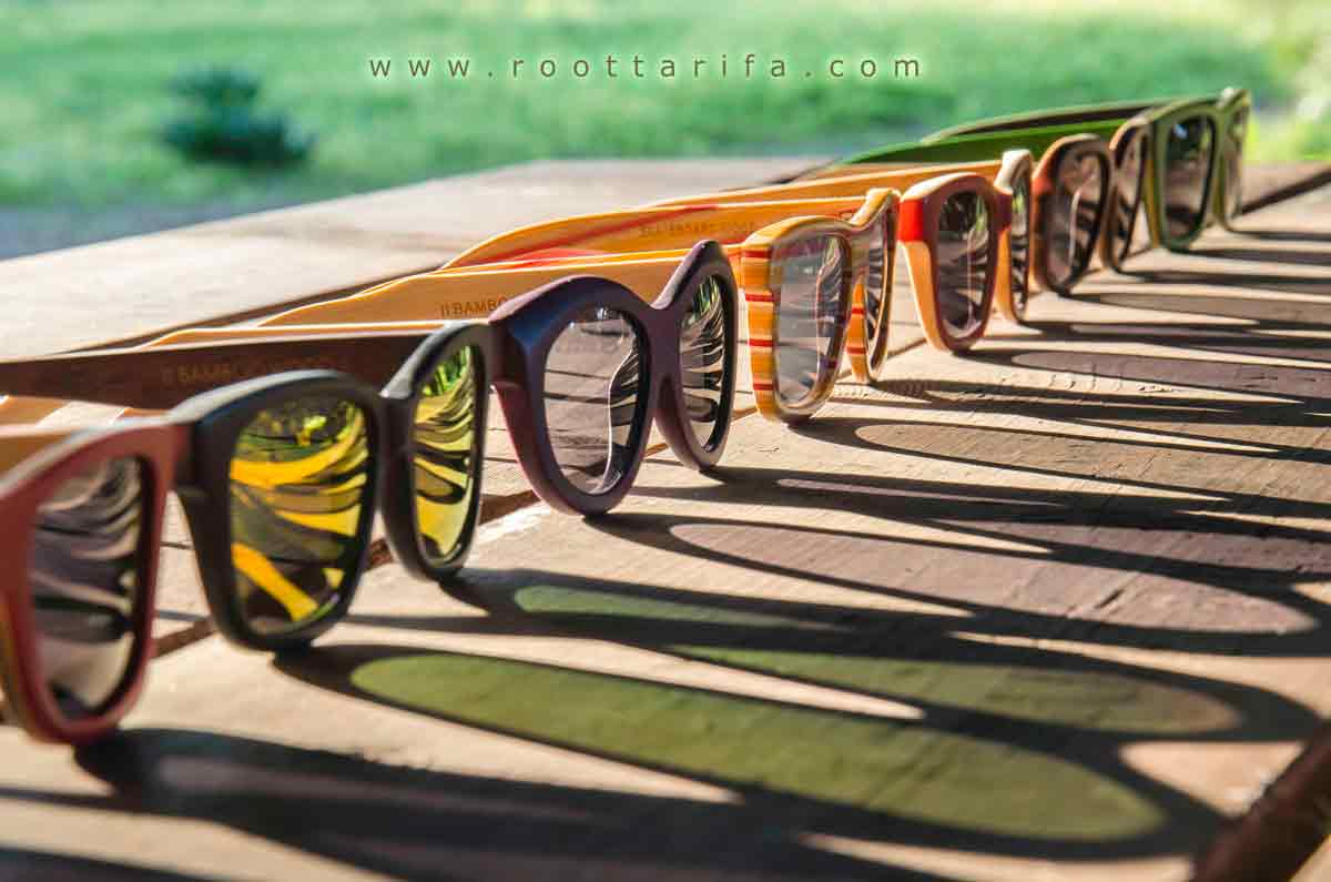 Cuidados y Mantenimiento Root Wooden Sunglasses