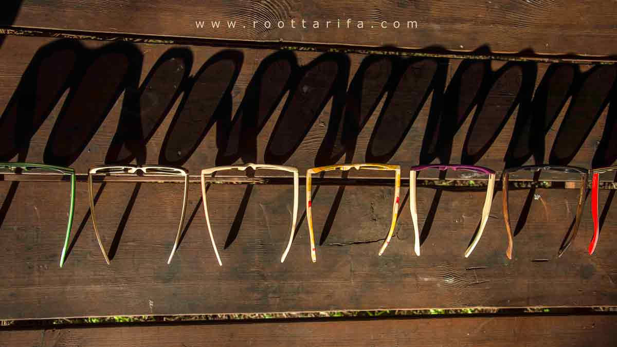 Root Wooden Sunglasses Nuestras Lentes