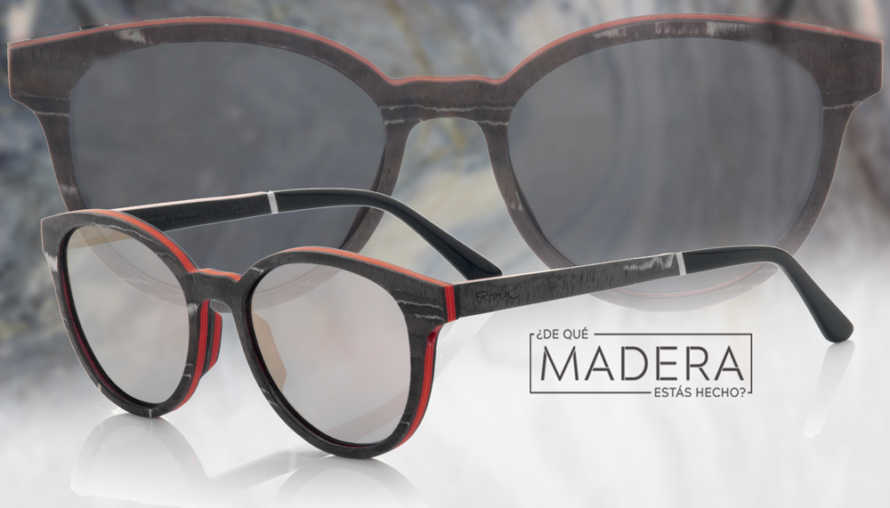 Gafas de Sol de Maderas Premium - Tendencias. Root Sunglasses - Gafas y Relojes de Madera Natural.