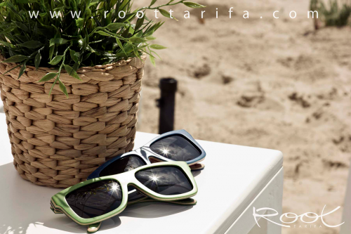 New Wooden Natural sunglasses. Root Wooden Sunglasses