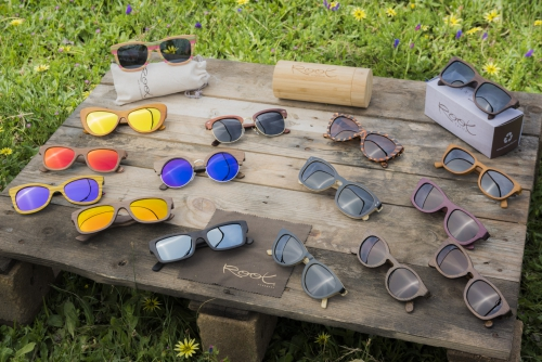 Sunglasses Wood Collection 2016. Root Wooden Sunglasses
