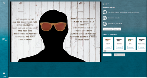 Root Wooden Sunglasses Online Virtual Fitting Room