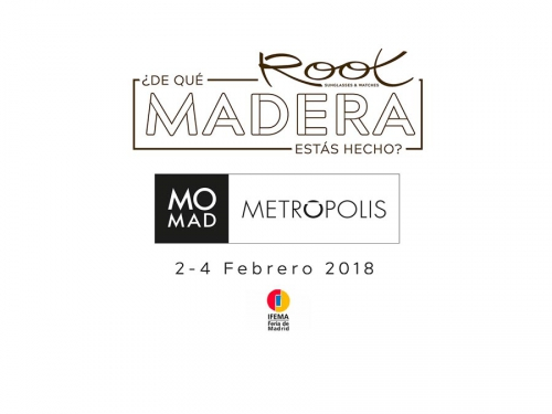 MOMAD Metrópolis - Experiencia Sostenible | Root Sunglasses & Watches