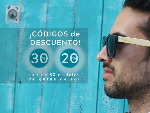 Get your Root Sunglasses with 20% Discount. Root Wooden Sunglasses