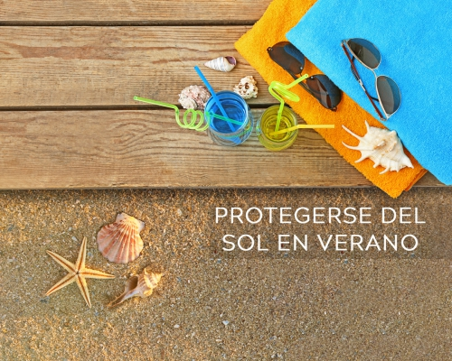 Protegerse del Sol este Verano | Root Sunglasses & Watches