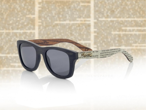 . Root Wooden Sunglasses