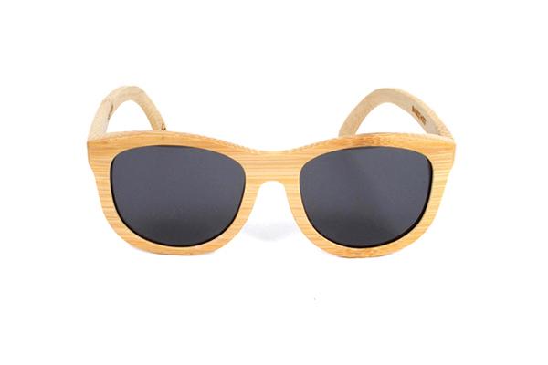 Gafas de sol de madera natural Root Scarlett