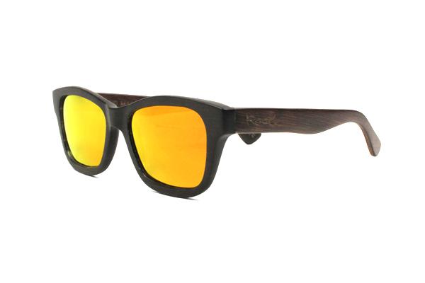Gafas de sol de madera natural Root RIFF