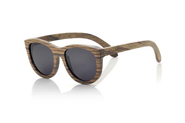 gafas de sol de madera natural root Kaleta