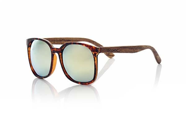 Wooden Sunglasses Root LISBON