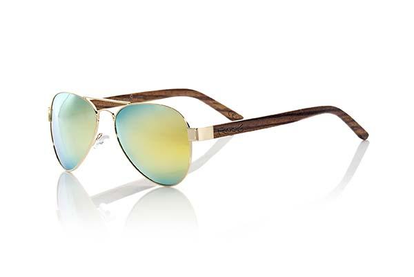 Wooden Sunglasses Root BERLIN