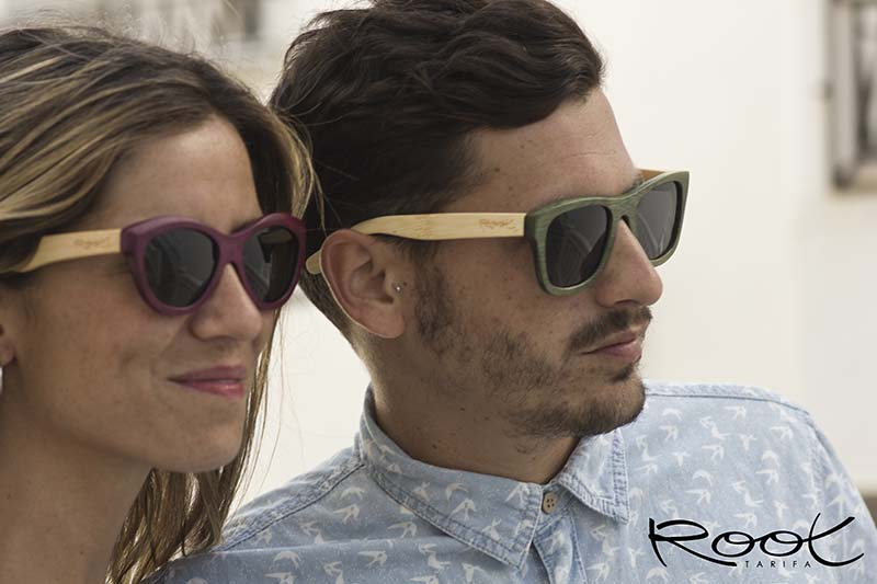 Wood eyewear of Bamboo AMAZONIAN | Root Sunglasses ®