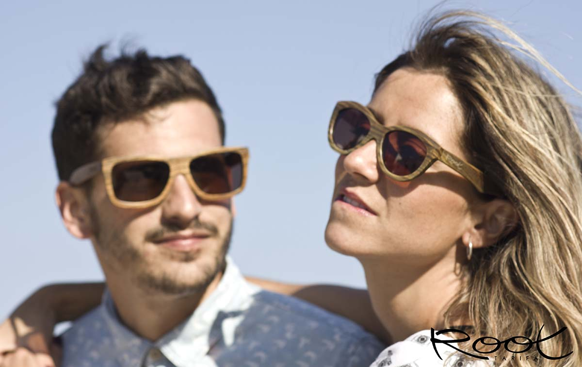 Wood eyewear of Lignum NOINA | Root Sunglasses ®