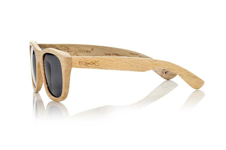 Gafas de Madera Natural de Roble RAJASTAN | Root Sunglasses®