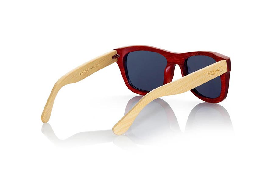 Wood eyewear of  VOLCANO S | Root Sunglasses®