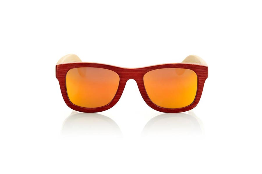 Root Wooden Sunglasses VOLCANO S