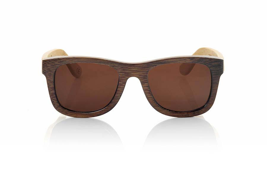 Gafas de Madera Natural de Bambú WOODHEART | Root Sunglasses®