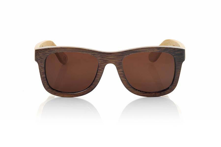 Wood eyewear of Bamboo WOODHEART | Root Sunglasses ®