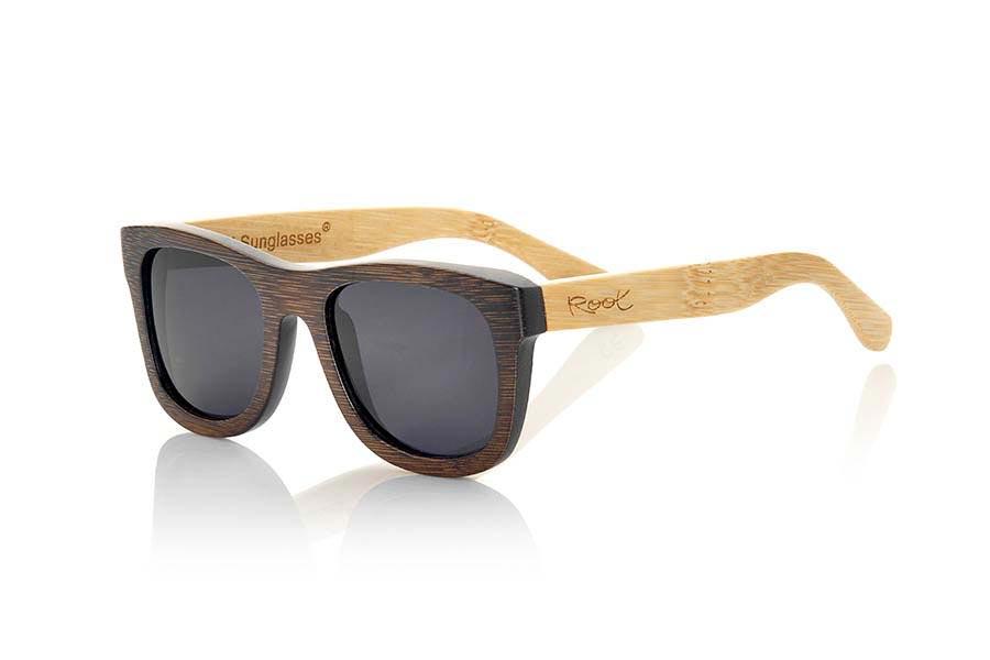 Gafas de Madera Natural de Bambú WOODHEART | Root Sunglasses ®