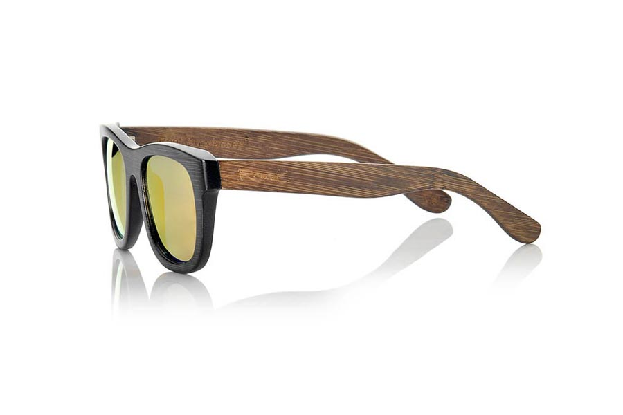 Wood eyewear of Bamboo modelo GENESIS S | Root Sunglasses®