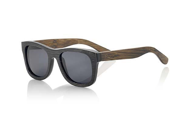 Wood eyewear of Bamboo GÉNESIS | Root Sunglasses®