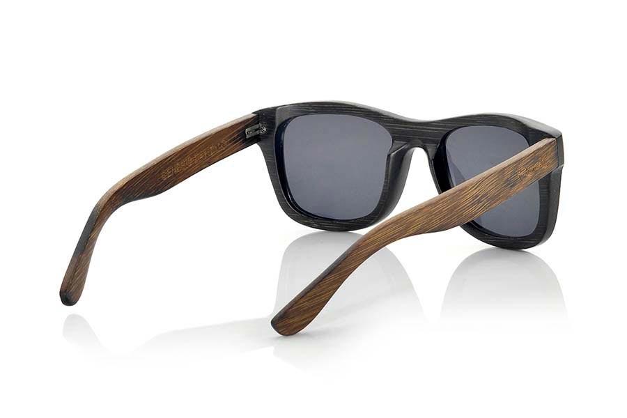 Wood eyewear of Bamboo GÉNESIS | Root Sunglasses ®