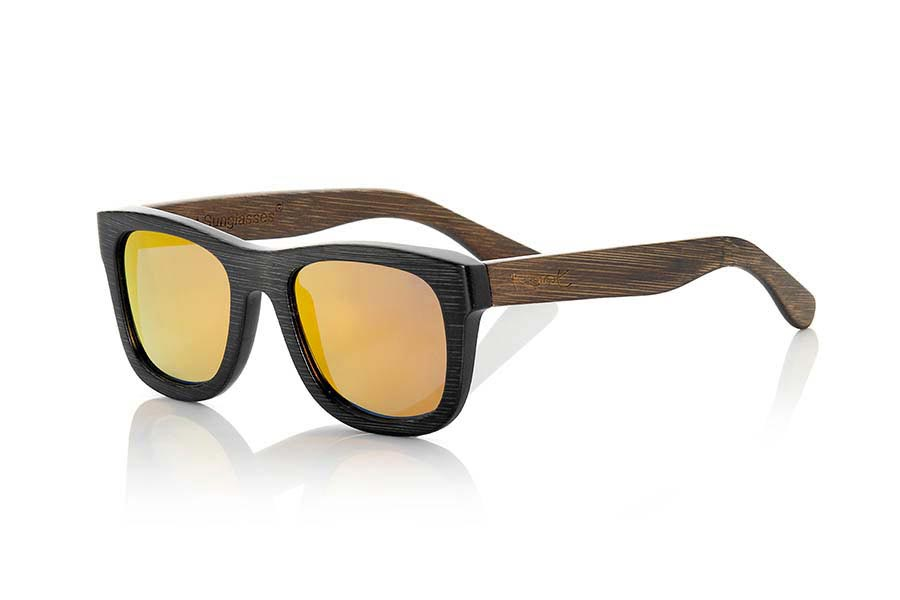 Root Wooden Sunglasses GÉNESIS