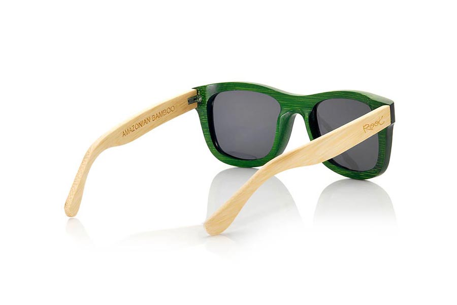 Wood eyewear of Bamboo AMAZONIAN S | Root Sunglasses®