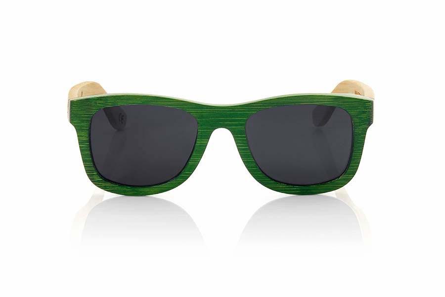 Gafas de Madera Natural de Bambú AMAZONIAN   Root Sunglasses ®