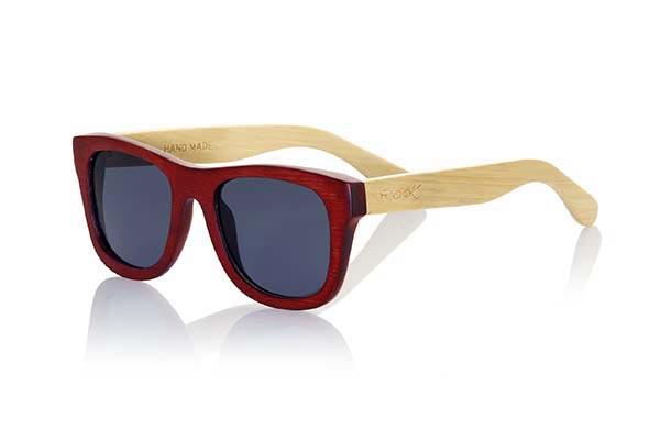 Gafas de Madera Natural de Bambú VOLCANO | Root Sunglasses®