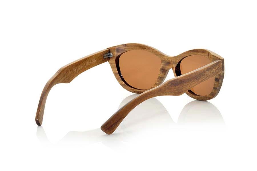 Gafas de Madera Natural de Lignum NOINA | Root Sunglasses®