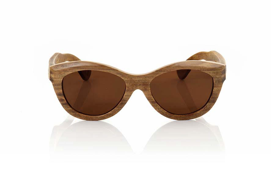 Wood eyewear of Lignum NOINA | Root Sunglasses®
