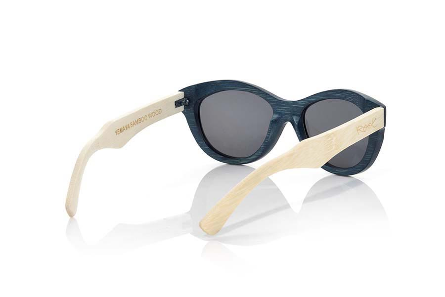 Wood eyewear of Bamboo YEMAYÁ | Root Sunglasses®