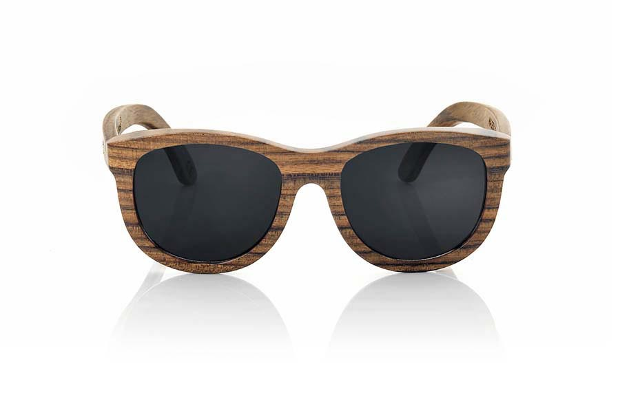 Wood eyewear of Zebra KALETA | Root Sunglasses®