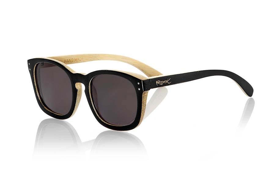 Gafas de Madera Natural de Bambú JAZZ | Root Sunglasses®