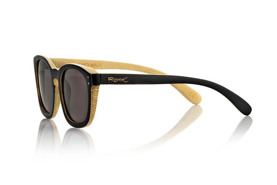 Wood eyewear of Bamboo JAZZ | Root Sunglasses ®