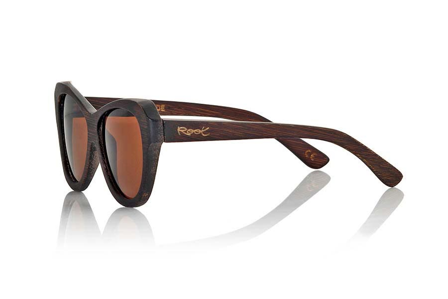 Wood eyewear of Bamboo REVENGE | Root Sunglasses®