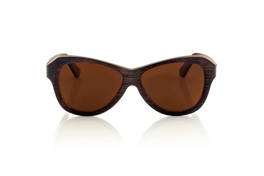 Wood eyewear of Bamboo modelo REVENGE | Root Sunglasses®