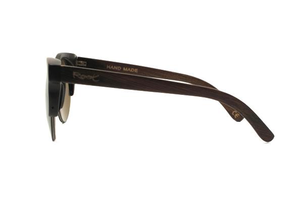 Gafas de Madera Natural de Bambú BOHEMIA.      Root Sunglasses®