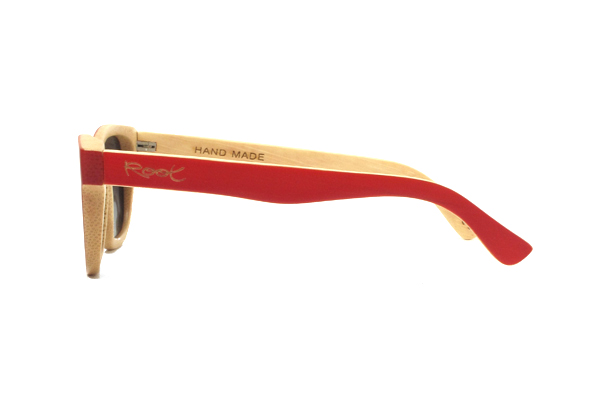 Gafas de Madera Natural de Bambú &POP.   |  Root Sunglasses®