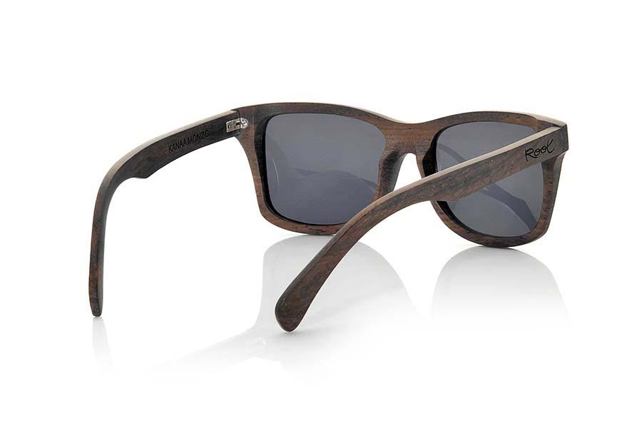 Wood eyewear of Monzo KANAA | Root Sunglasses ®