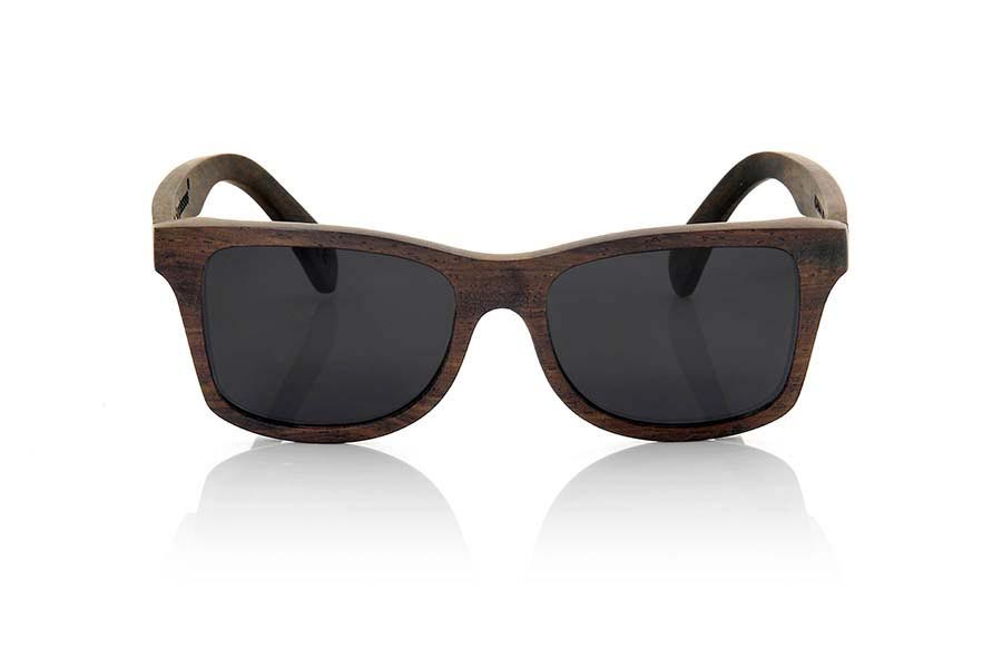 Gafas de Madera Natural de Monzo KANAA | Root Sunglasses®