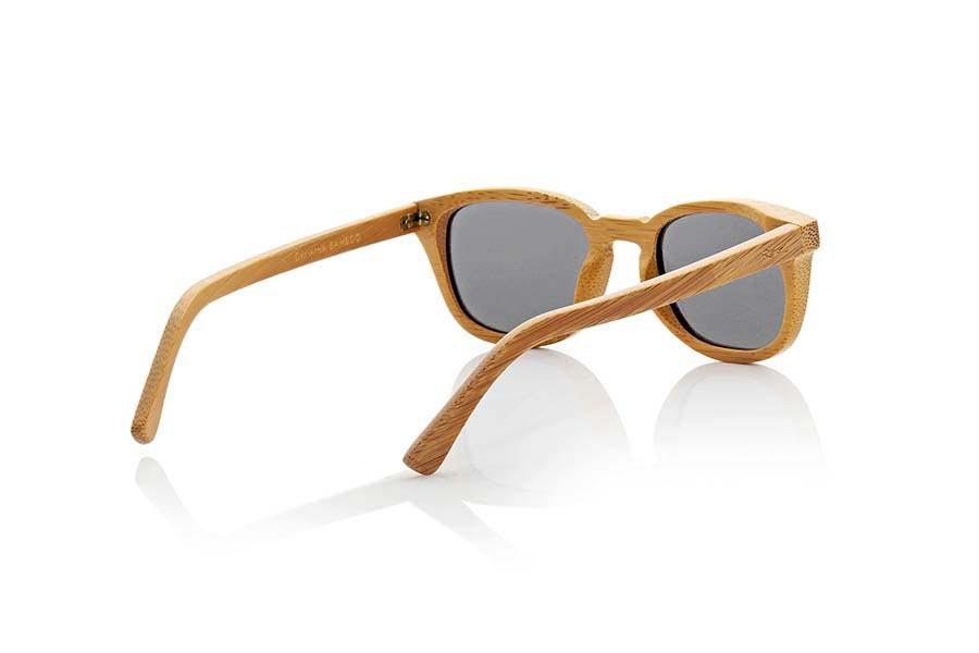 Gafas de Madera Natural de Bambú CANAIMA | Root Sunglasses ®