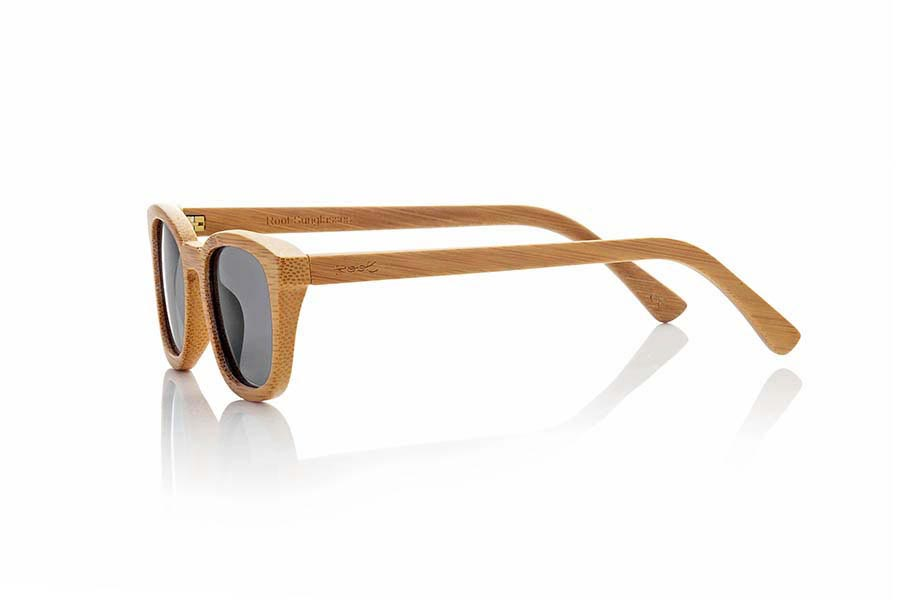 Wood eyewear of Bamboo CANAIMA | Root Sunglasses®