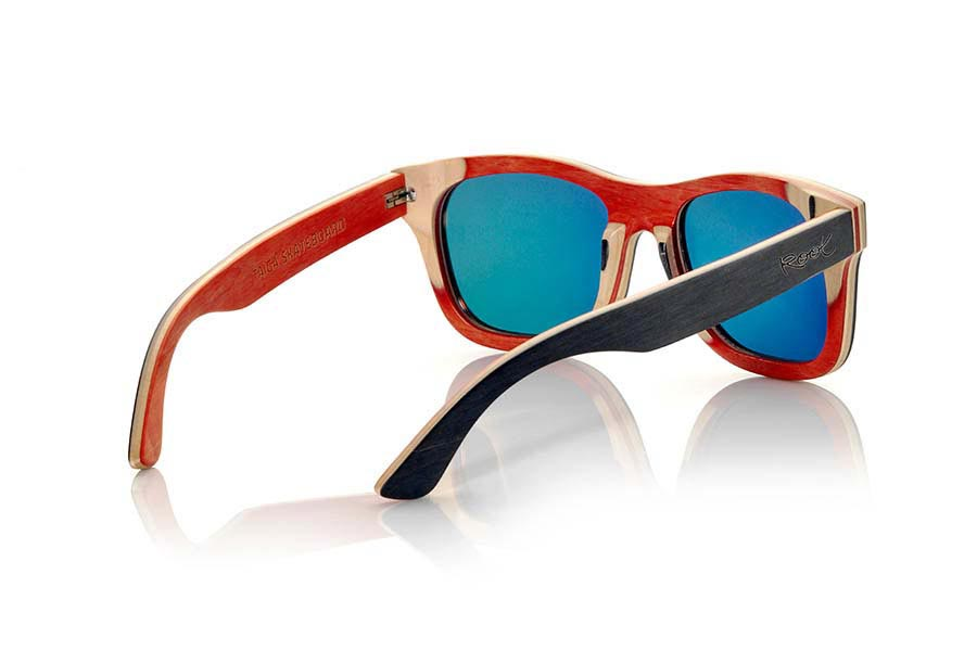 Root Wooden Sunglasses TAIGA