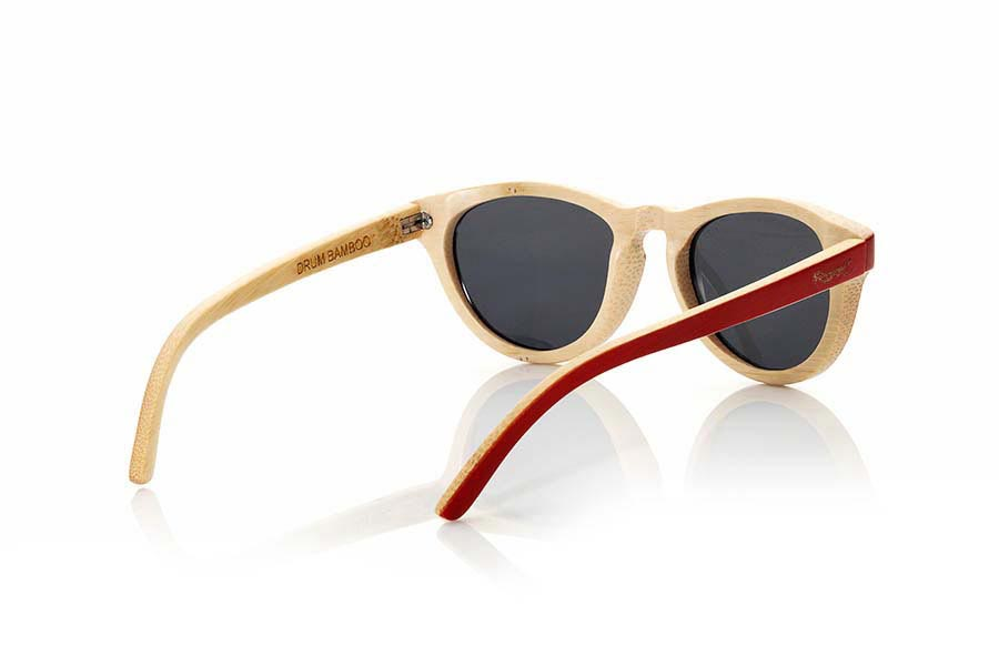 Gafas de Madera Natural de Bambú DRUM | Root Sunglasses®