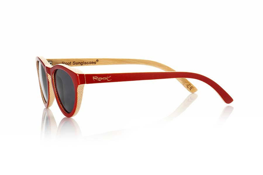 Wood eyewear of Bamboo DRUM | Root Sunglasses®